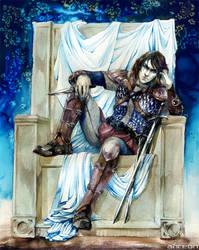 Chrocus of the Alamanni by akreon