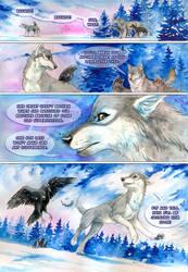 Raigho - mini comic by akreon