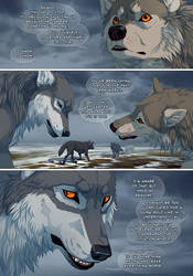 Off-White Page 20 by akreon