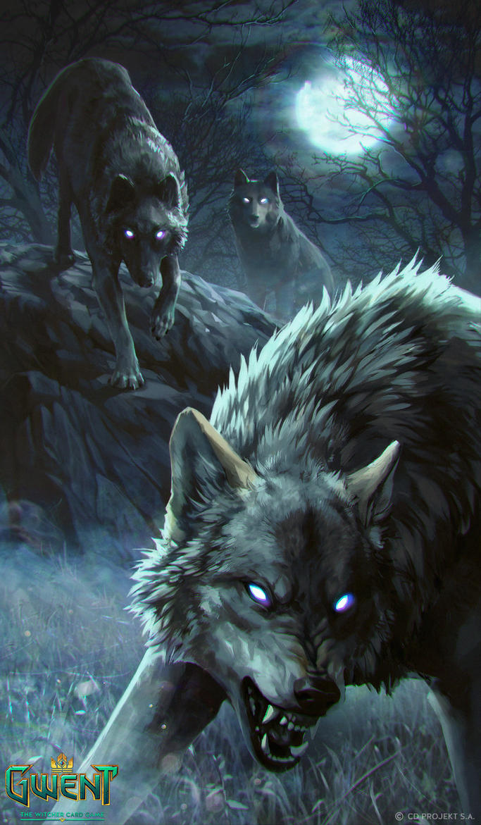 beast wolf wallpaper art - photo #24