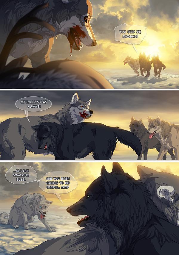 Off-White Page 36 by akreon