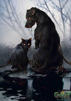Lesser Demons - Gwent Card