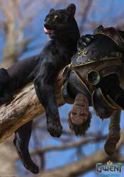 Panther by akreon