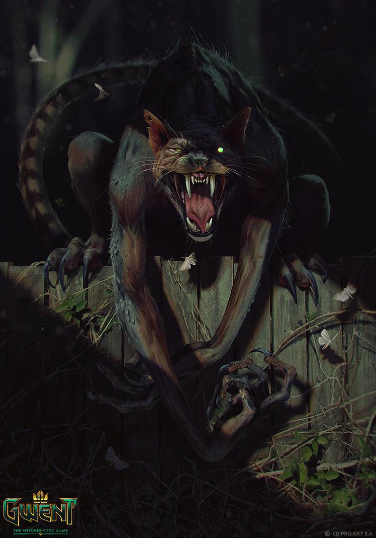 Werecat by akreon