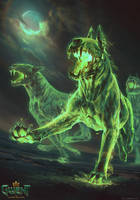 Barghest - Gwent Card