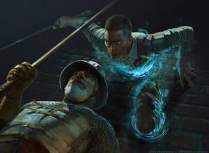 MTG: Phantom Warrior