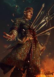Olgierd - Gwent Card