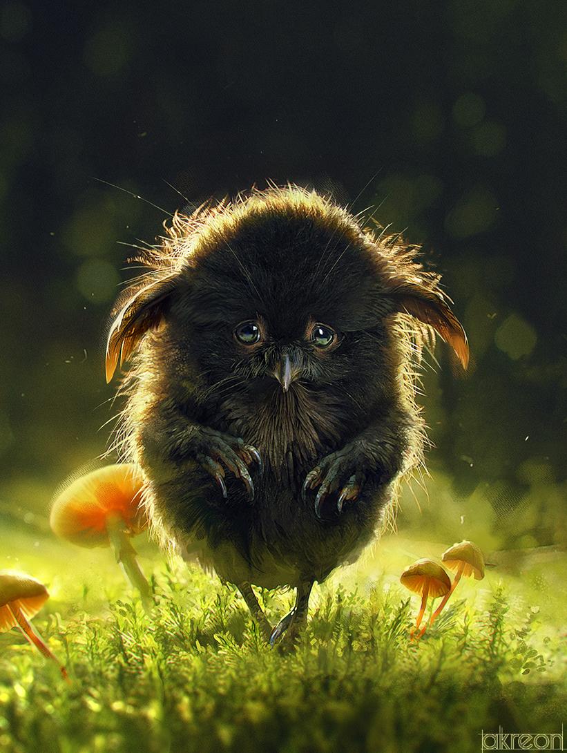 Kenku chick