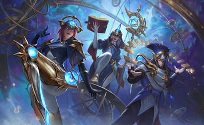 League of Legends: Wild Rift - Stargazer