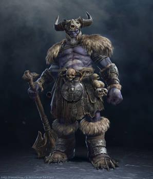 Dark Alliance - Frost Giant