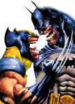 wolvie batman