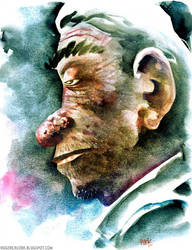 Bukowski by rogercruz