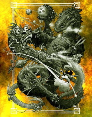 TNTema - Dragons
