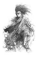 Tetsuo fan art by rogercruz
