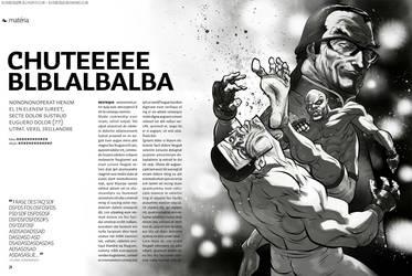 Silva vs Belfort: full version by rogercruz