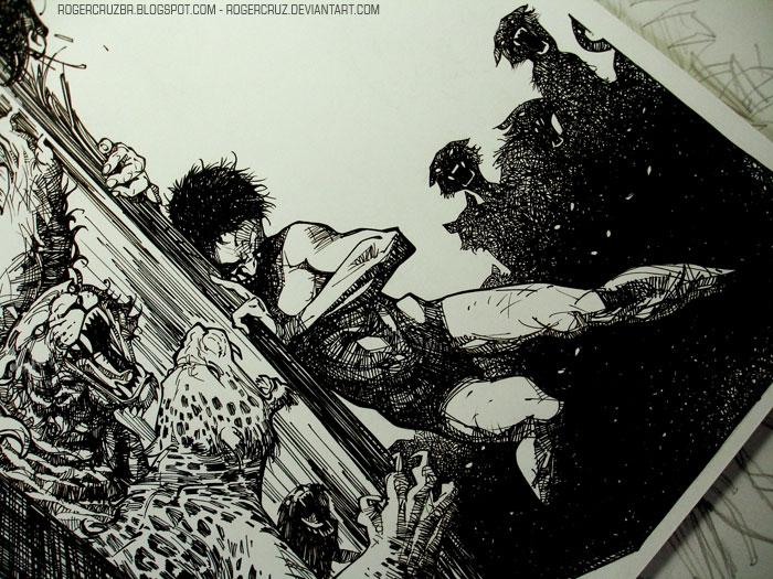 Dream inks 2 by rogercruz