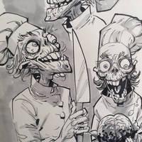 INSTAGRAM zombiechef