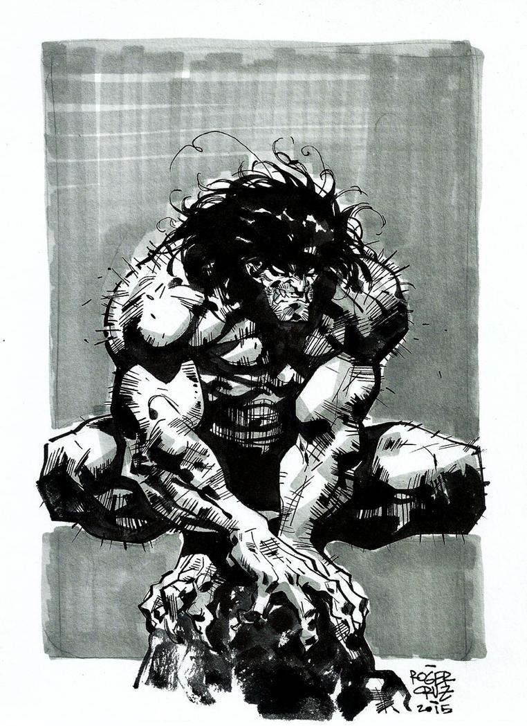 Age of Apocalypse - Dark Beast by rogercruz