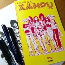 Xampu Volume 1/2016 by rogercruz