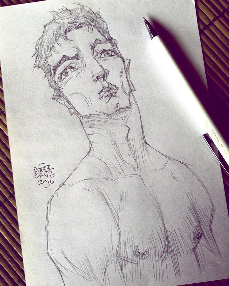 Sketchbook 28 12 2016 by rogercruz