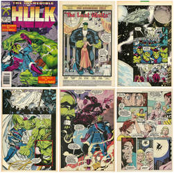 Incredible Hulk Vol 1 #419 (July, 1994) by rogercruz