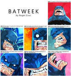 Batweek by Roger Cruz by rogercruz