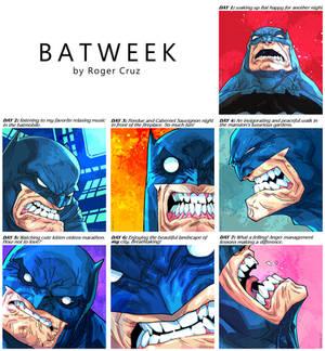 Batweek by Roger Cruz