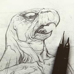 HORUS sketchbook