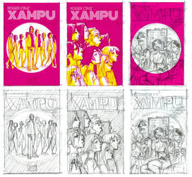 layout XAMPU capa by rogercruz