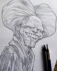 Dracula by rogercruz