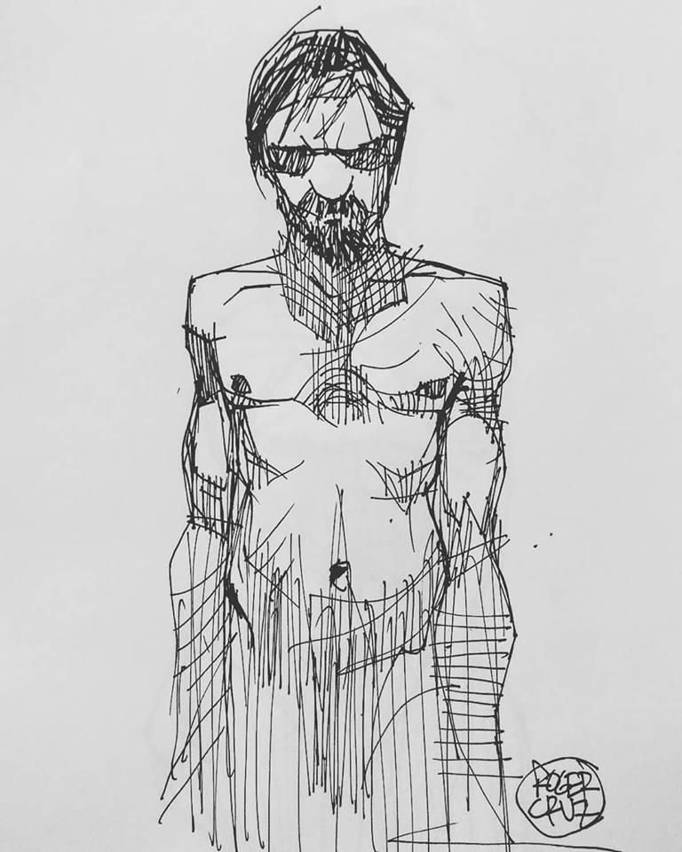 sketchbook by rogercruz