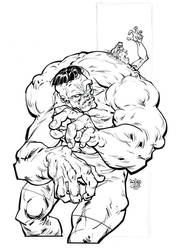Hulk Banner by rogercruz