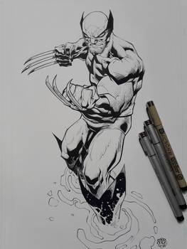 Wolverine 2018 Inks