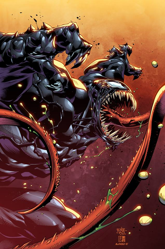 Venom by rogercruz