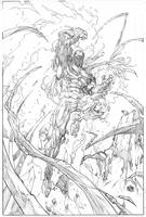 High Res Magneto Pencils by rogercruz
