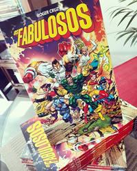 Os Fabulosos - Pronto! by rogercruz