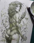Poison Ivy galaxycon 2020
