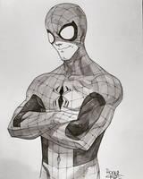 Spider Man Galaxicon 2020