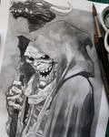 Mumm-Ra watercolors 2