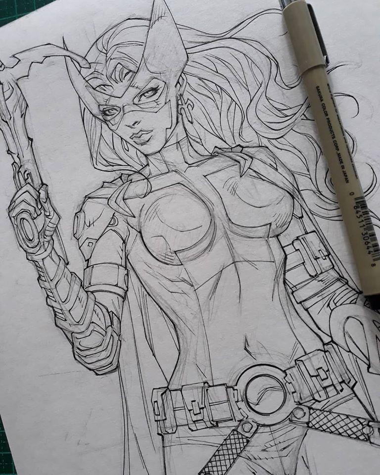 Huntress Wip