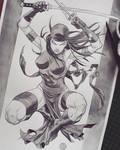 Elektra Watercolors