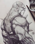 Panthro Watercolor