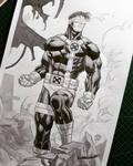 Cyclops Watercolor