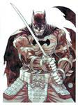 Batman Ninja Colors