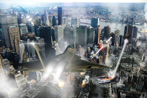 War Of The Worlds by DiegoCapani