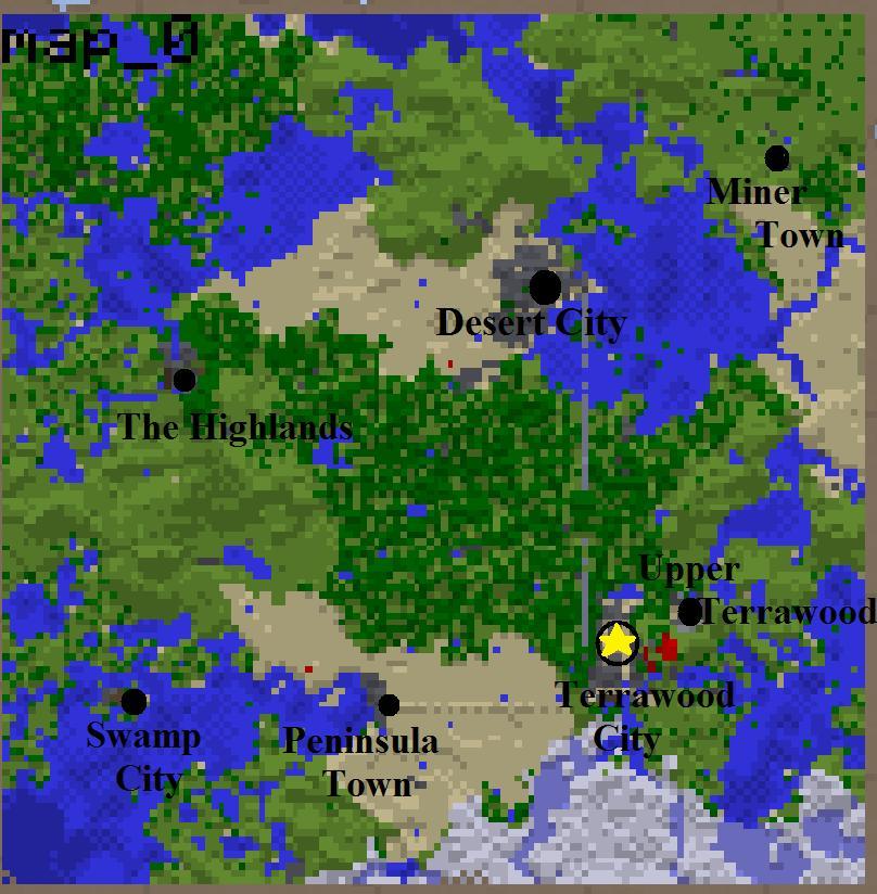 :Updated: Minecraft Map By C-MaxisGR On DeviantArt