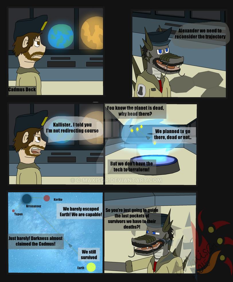 Intelonian Chronicles Comic Part 2 by C-MaxisGR