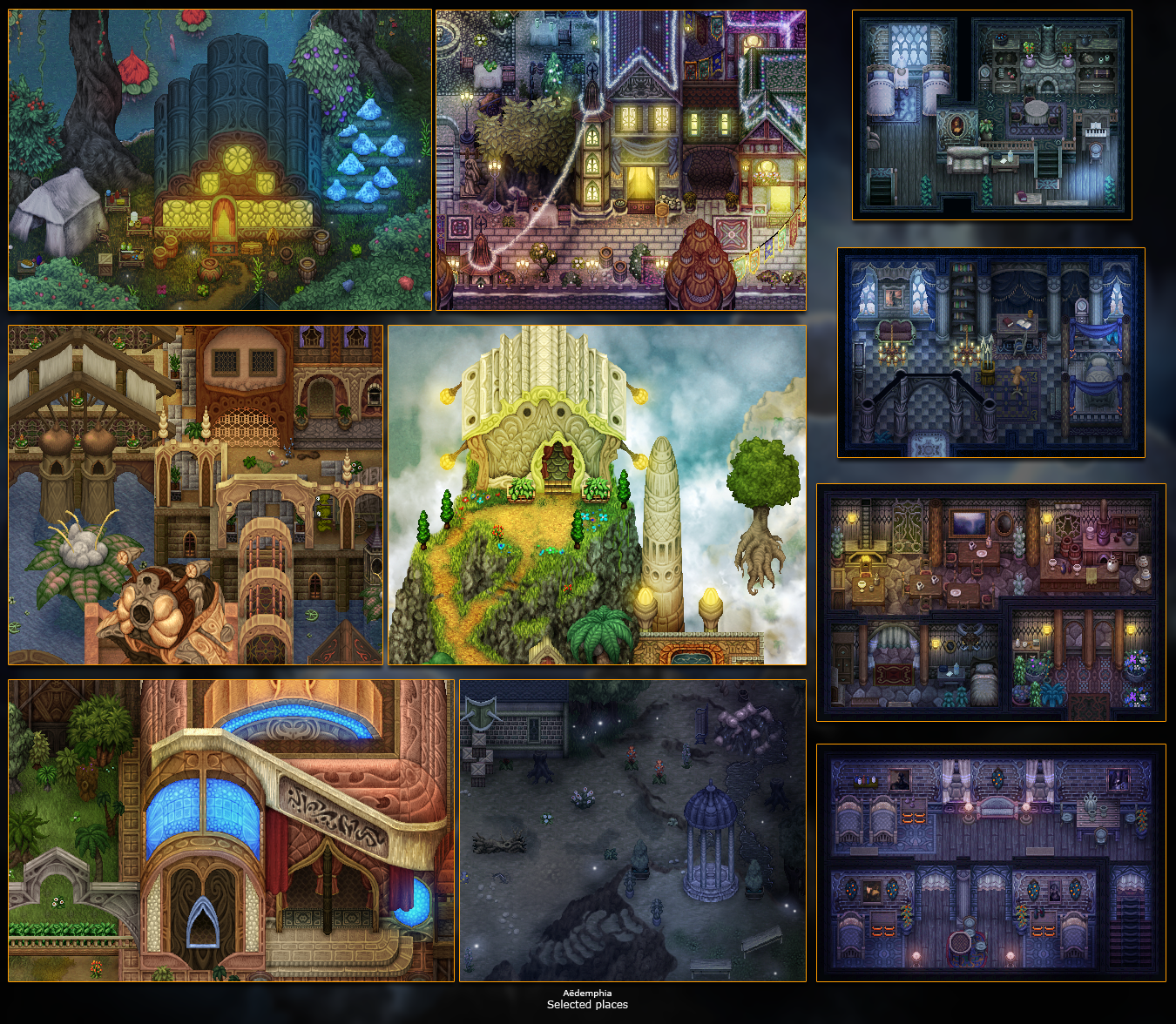Best Looking RPG Maker Game
