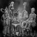 Tweet-tweet Groarrr Quintet