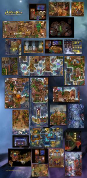 Selected Places VI, part 2